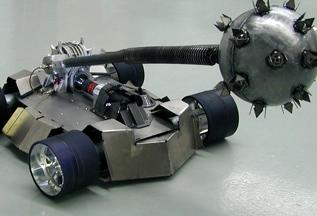 battel robot